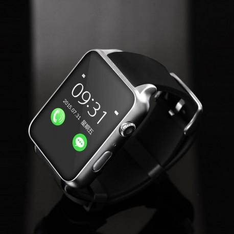 Išmanusis laikrodis su pulso matuokliu H05