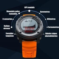 Išmanusis laikrodis H10 GPS